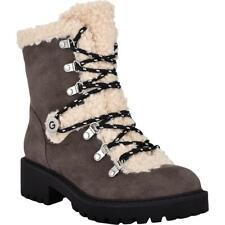 G By Guess para mujer Sherry 2 Piel Sintética Zapatos Botas De Invierno Suela del estirón BHFO 7925