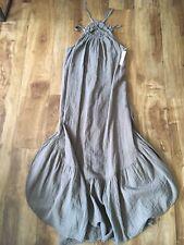 xirena reagan chelsea gauze dress twig sz s (new other)