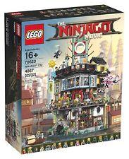 LEGO The Ninjago Movie Ninjago City (70620) *Brand New*