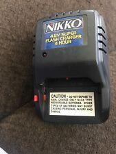 Nikko 4.8V NiCd Battery 4 Hour Charger Model 1244