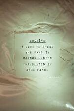 Cocaina: A Book on Those Who Make It-ExLibrary