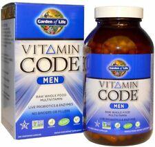 Vitamin Code - Men's Formula, Garden of Life, 240