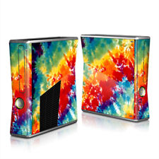 Xbox 360 S Console Skin - Tie Dyed - DecalGirl Decal