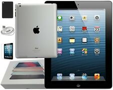Apple iPad 3 Black, 64GB, 9.7-inch, Wi-Fi +4G AT&T, Get Exclusive Bundle Deal