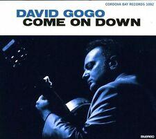 CD de musique go-go pour Blues