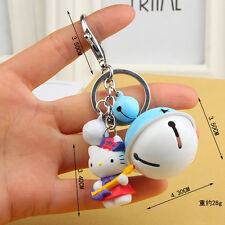 NEW Hello kitty Key chain The bell key chain Toy Gift 11