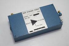 Rf Microwave Power Amplifier 100 500mhz 24dbm 15db Gain Tested