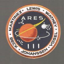+ THE MARTIAN DER MARSIANER ARES III Logo Matt Damon