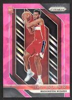2018-19 Troy Brown Jr Panini Prizm Rookie Pink Ice Prizm SP #213 - Wizards