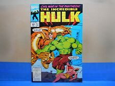 THE INCREDIBLE HULK Volume 1 #405 of 474 1962-97 Marvel Comics Uncertified