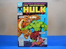 THE INCREDIBLE HULK Volume 1 #405 of 474 1962-97 Marvel Comics Uncertified