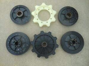 RUPP SINGLE DRIVE SPROCKET KIT YANKEE AMERICAN SPORT W/T NT VINTAGE SNOWMOBILE