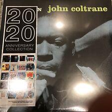 "John Coltrane ""Blue Train"" 2020 180g BLUE Vinyl LP Record (New & Sealed)"