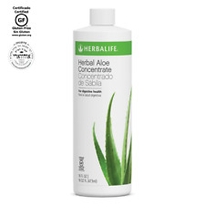 HERBALIFE HERBAL ALOE CONCENTRATE ORIGINAL FLAVOR FOR DIGESTIVE SYSTEM FAST SHIP