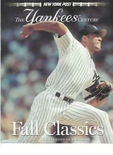 New York Post - THE YANKEE CENTURY - FALL CLASSICS Part 7