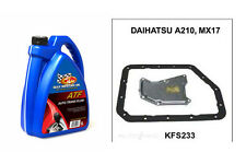 TRANSGOLD Transmission Kit KFS233 With Oil For HOLDEN BARINA MF MH MX17 TRANS