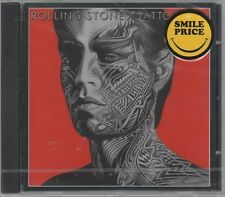THE ROLLING STONES TATTOO YOU CD SIGILLATO!!