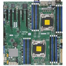 Supermicro X10DRi Motherboard Dual Socket R3 (LGA 2011) Xeon FULL WARRANTY