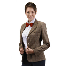 elope Doctor Who Eleventh Doctor Womens Jacket Small/Medium