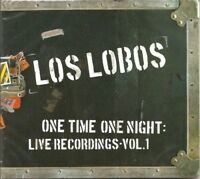 Los Lobos - One Time One Night: Live Recordings 1 [New CD] Digipack Packaging