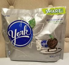 York Dark Chocolate Covered Peppermint Patties Share Size (286G) by hershey