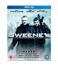 The Sweeney Blu-ray (2013) Damian Lewis ***NEW***