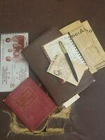 "Vintage book RUDYARD KIPLING THE PHANTOM RICKSHAW""Leather Library Antique/pen"