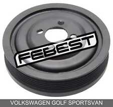 Crankshaft Pulley For Volkswagen Golf Sportsvan (2014-)