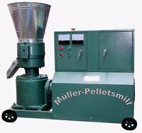 PELLETPRESSE PP230C 11KW Pellet Mill PELLETIERE PELLET HOLZPELLET TIER FUTTER