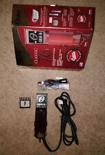 Classic 76 Oster professional hair clipper