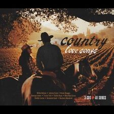 Various Artists : 3 Pak: Country Love Songs CD