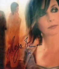 Moya Brennan autógrafo signed 18x21 cm imagen