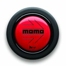 MOMO Steering Wheel HORN BUTTON RED HB-04 from Japan Free Shipping