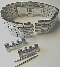 Timex T3B781 Technoluxury TX 300 500 Series 20mm Watch Band Perpetual Calendar