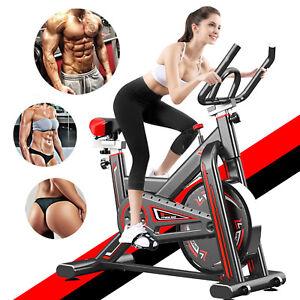 Heimtrainer Fitness Fahrrad Hometrainer Ergometer Indoor Cycling Trimmrad Sport