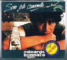 EDOARDO BENNATO SONO SOLO CANZONETTE CD F.C. DISCHI D'ORO SIGILLATO!!!