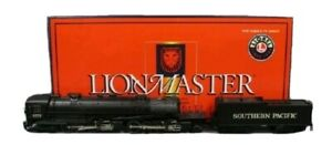 Lionel 11107 lion master southern pacific Cab forward  new in box