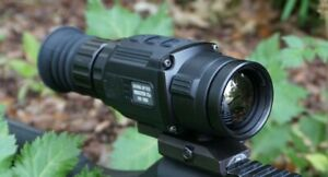 Bering Optics HOGSTER-R Ultra-Compact Thermal Rifle Scope 2-8x35mm 50hz BE43035