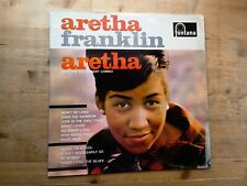 Aretha Franklin with the Ray Bryant Combo VG Vinyl Record 682509 TL 1961 Dutch