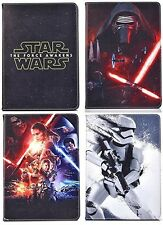 Star Wars PU Cuir Coque pour Apple iPad 2 3 4 Air 2 Mini 4 Retina Étui Case