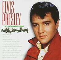 Elvis Presley - It's Christmas Time - Elvis Presley CD FJVG The Cheap Fast Free