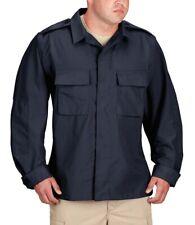 LAPD Navy 65/35 poly/cotton Ripstop  Coats BDU  XXL F545238450XXL3