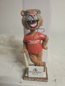 Florence Freedom Mascot Bobblehead Of The Covington Calgary Christian Cougars