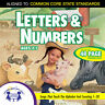 NEW Letters & Numbers (ABCs & 123s) Counting Alphabet Preschool [Audio CD, 2014]