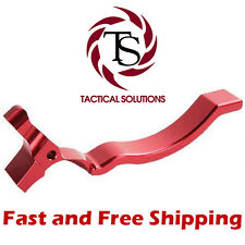 Tactical Solutions Ruger 10/22 X-Ring EMR Extended Magazine Mag Release - Red