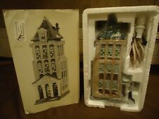 Dept 56 Heritage Village Christmas In The City, Brokerage House