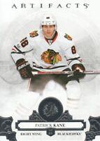 2017-18 Artifacts Hockey #67 Patrick Kane Chicago Blackhawks
