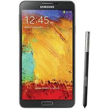 NEW SAMSUNG GALAXY NOTE III 3 SM-N900A 32GB AT&T UNLOCKED BLACK SMARTPHONE
