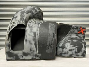 Lynx Helicopter Upper Starboard Air Intake Fairing [GR384-7]