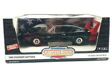 New Ertl American Muscle 1:18 1969 Charger Daytona Collectors Edition Die Cast